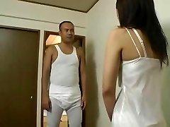 My stepson's wife - Nao Ayukawa