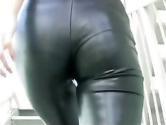 asiatice modelare catsuit din latex