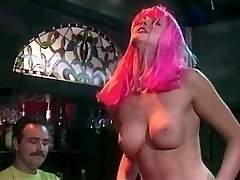 Tight cootchie Mia Smirks has wild threesome after party