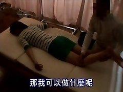 Japonski ponaredek masaža 9