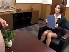 Amazing Japanese whore Akari Asahina in Finest CFNM, Cumshots JAV video