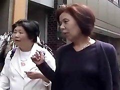יפנית סבתות #15