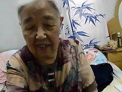 Asian Granny