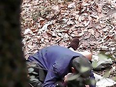 Mežā Sērija - meža savvaļas