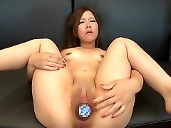 Two Hot Chinese Big Bottle Insertions