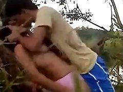 indonesian sweetheart pounded in jungle