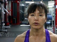 Coréen Muscle maman 02