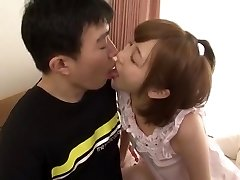 Fabulous Japanese model Mei Kago in Horny Small Bosoms, Doggy Style JAV video