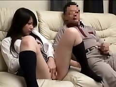 Horny Fledgling record with Skinny, Asian scenes