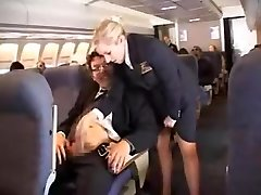 yankee stewardess hand job part 1
