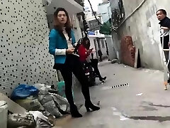 Asian girl selling sex