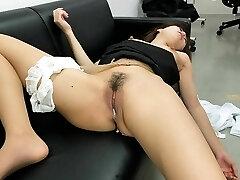 Molten office lady, Yuno Shirasuna got Dp'd while at work