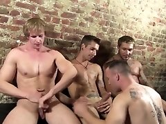 Naked Stripper party 1