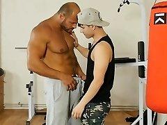 Zack Spandex Hood and Bastian Karim
