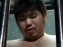 uncensored asian bear jerk off HD