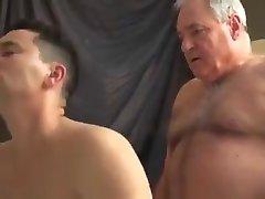 OLD SEXY DADDY FUCK TEEN BOY