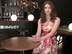 superlatively admirable Asian playgirl In Fabulous nylons JAV pin