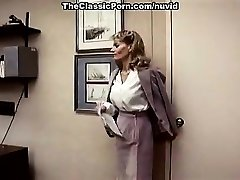 Lee Caroll, Sharon Kane in fur covered vagina eaten and