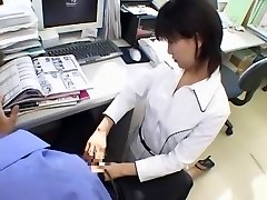 Amazing homemade Assistant, Office sex clip