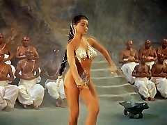 SNAKE DANCE - vintage erotic dance tease (no nudity)