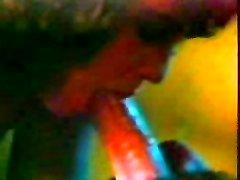 Annie Sprinkle (or Lil Blowage Annie?) Deepthroat