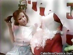 Santa gets off
