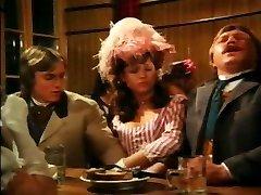 Vintage deutsche gegenseitige Getting Off am Tisch