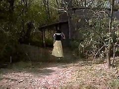 Snow White Sex gauze