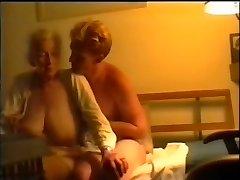 80yo Granny - Clasic Vintage Video