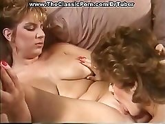Classic pornography with kinky sex at party
