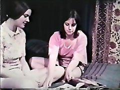 Lezzie Peepshow Loops 641 60's and 70's - Episode 8