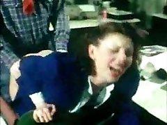 german vintage ass fucking clip - secretary gets assfucked