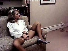 Lee Caroll, Sharon Kane in unshaved vulva eaten and