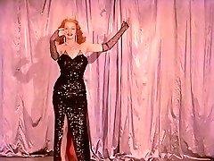 TAKE IT OFF - vintage nylons striptease stocking