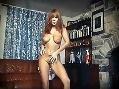 I LOVE ROCK'N'ROLL - vintage ideal baps striptease dance