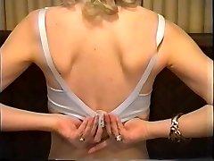 Beautilful California Amateurs V16 Blue Nylon Panties