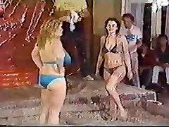 Titanic Toni Kessering Dirt-Wrestling - 80s classical!