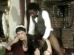 Crazy homemade Innate Tits, Interracial intercourse video