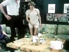Fabulous Pissing, Vintage porn scene