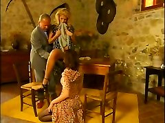 Anal threesome Angelica Wild, Jane Darling