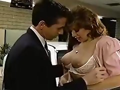 Old-school Fuck In Car Showroom (1995)