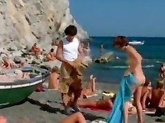 James blow - classic naked beach