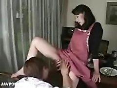 Japanese mature mommy wants stepson english subtitles