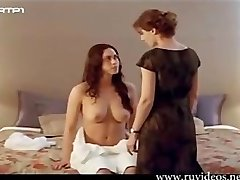 Duas Mulheres fucky-fucky scen