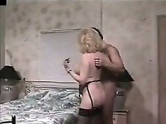 Blonde Busty Granny Getting Fucked