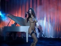 luxurious big boobs legend veronika super-fucking-hot night club striptease 2