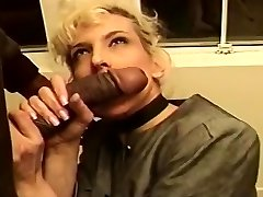 Mature Blond Creamed In Her Tight Culo