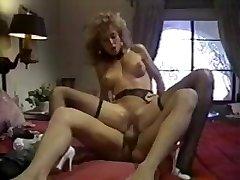Classic Porn Star Amber Lynn Creampied