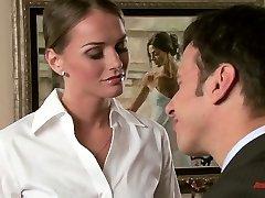 Magnificent nympho Ashlynn Brooke has a history of seducing other dolls's fellas