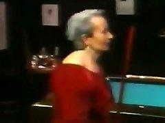 Fat Lesbian Grandmothers On A Pool Table Classic